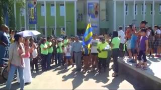 CENTENARIO DE GUANICA.13 DE MARZO DE 2014, VIDEO SEGMENTOS EXCLUSIVOS