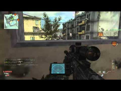 Cartooner - MW3 Game Clip