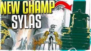 NEW CHAINED CHAMP STEALS ULTS?! Sylas, The Mage Teaser EXPLAINED - League of Legends
