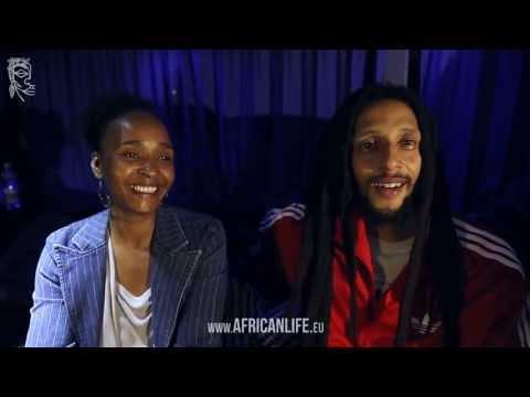 Interview with Julian Marley, 19.08.2013, Volksgarten, Vienna