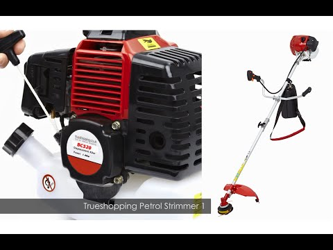 Trueshopping Petrol Grass Strimmer Features