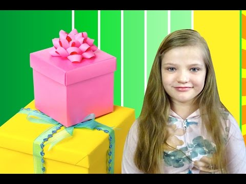 Самый лучший подарок на день рождения 9 лет девочке 77