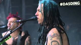 Nofx - 11 Songs In 6 Minutes - Southside Festival 2015