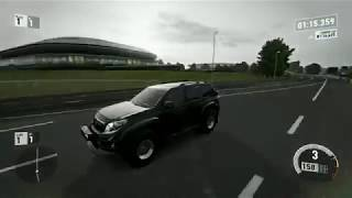 Toyota Artic Truck Silly Car Build