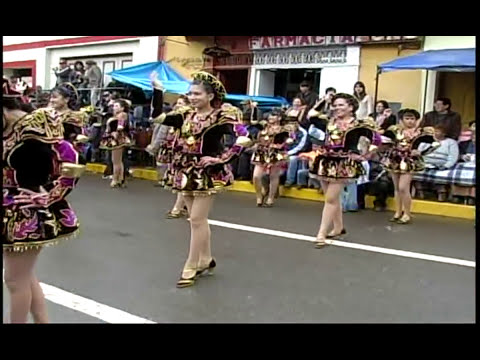 CAPORALES 2014 PERU - Candelaria de Puno