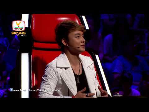 The Voice Cambodia - Sok Maren - Cheu Cheu Cheu - 31 Aug 2014