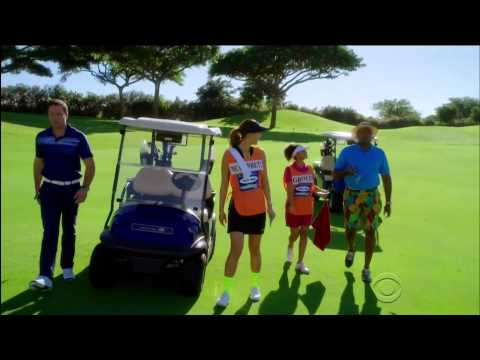 Michelle Wie on Hawaii Five-0