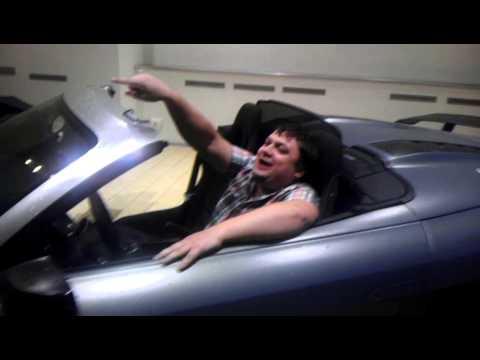 Пьяный обзорщик!!! Audi R8