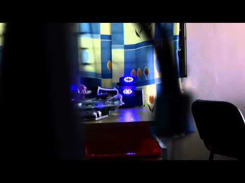 Mini Projector Laser Star Stage DJ Lighting Club Disco Party Light