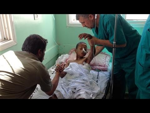 Gaza Conflict Takes Heavy Toll on Palestinian Children