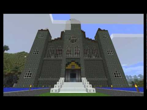 Minecraft Temple of Time