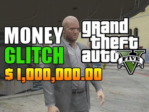 GTA 5 MONEY GLITCH (How To Make Money In GTA5)