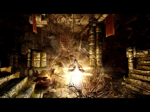 Skyrim Builds - The Paladin