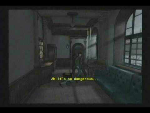 Resident Evil Outbreak File#1- Playstation 2-Parte 21