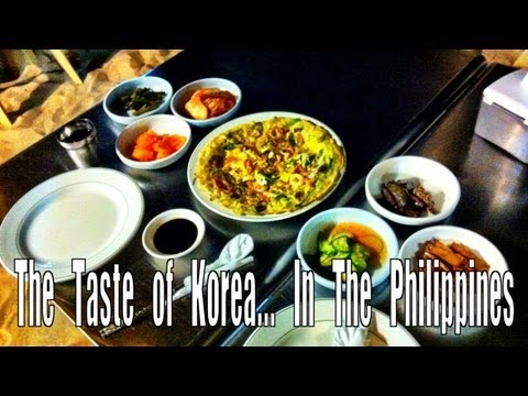 0 Awesome Korean Food in Boracay!