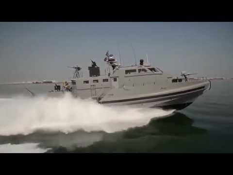 BAHRAIN!  New Coastal Command Boat (CCB) Transits the Waters off Bahrain!