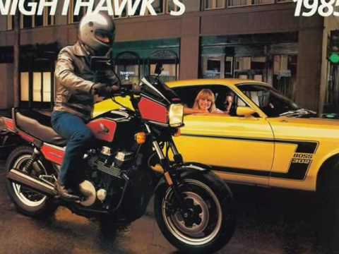 Honda Nighthawk S Cb750sc Cb700sc Sold In Canada 84 86 Youtube