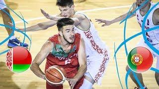 Беларусь до 18 : Португалия до 18