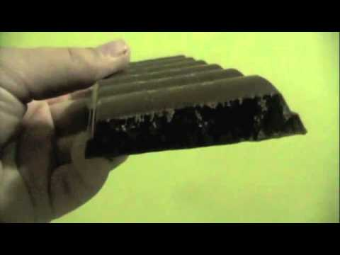 Candy Reviews Episode 1: Nestle Aero Candy Bar