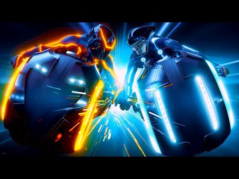 Disney's Failed TRON Sequel Game - Unseen64