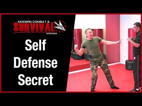 First Strike Self Defense Secret For Street Fights Image 1