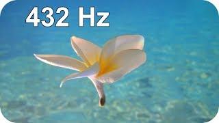 Sleep Music - Dreaming in 432Hz - Healing Frequency Meditation Music for Deep Sleep - 432Hz Music