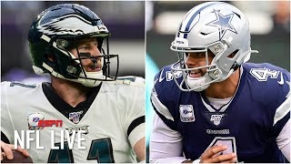 NFL Live predicts winners for Week 7 of the 2019 NFL season | NFL Live