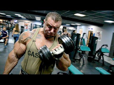 Невероятный HULK 140 кг мяса! Сидорычев