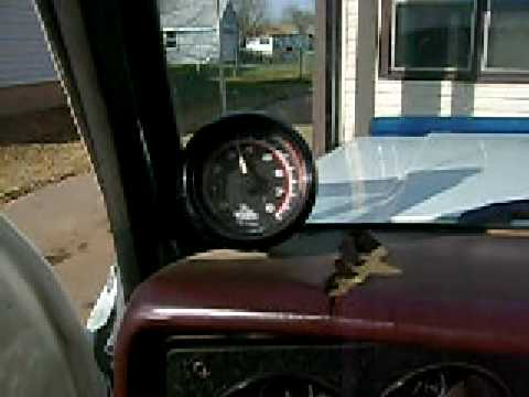1986 Chevy Truck with Summit Tubo Mufflers Video
