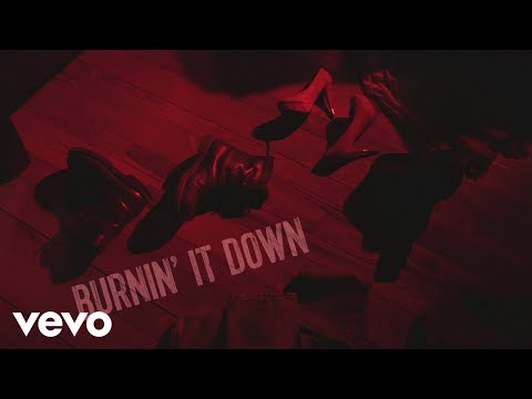 Jason Aldean - Burnin' It Down (Lyric Video) Music Videos