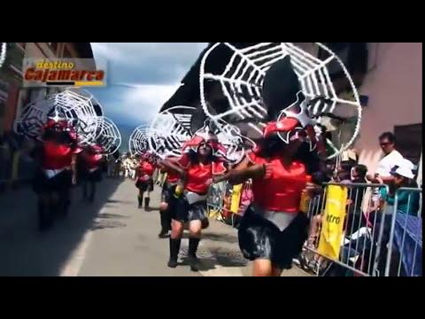 Carnaval Cajamarca 2013 - Concurso de Patrullas y Comparsas