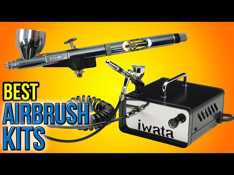 8 Best Airbrush Kits 2016