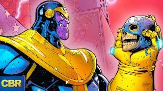 10 Powerful Marvel Heroes Thanos Easily Defeated