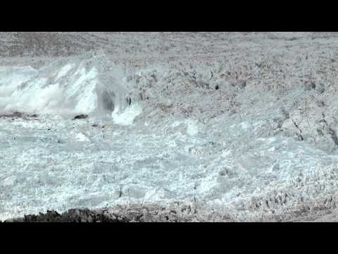 Chasing Ice - Largest Glacier Calving Ever Filmed