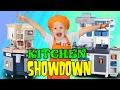 Kitchen Playtime Challenge - Pretend Food Competition