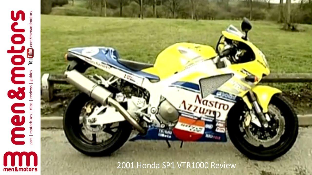 Vtr Sp1 Review 2001 Honda Sp1 Vtr1000 Review