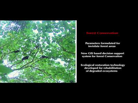 A film on initiatives of the Ministry of Environment, Forests and Climate Change