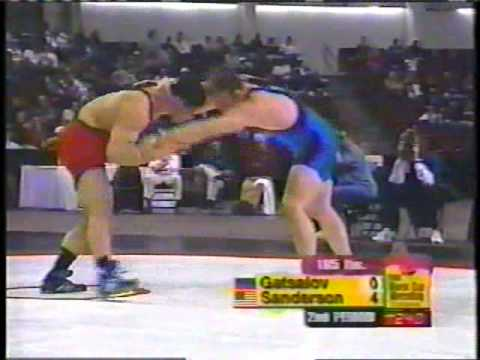 Gatsalov vs Sanderson, 2003