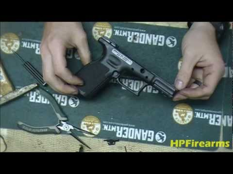 Springfield XD Complete Detail Disassembly by HPFirearms