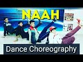 Naah || harrdy Sandhu || Nora fatehi || janni || b praak official dance video || Awesome dance acade