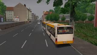 OMSI 2 BBS Ruhrgebiet DLC Linie SB91 3/5 Was ist bei uns Auf YouTube so los