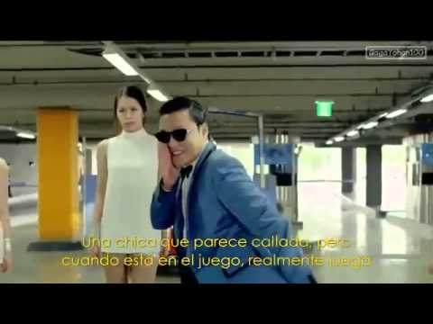 Oppa Gangnam Style Video Oficial video
