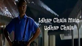 Idhar Chala Main Udhar Chala - Koi Mil Gaya - Sub Español - Preity Zinta   Hrithik Roshan - HD 720p