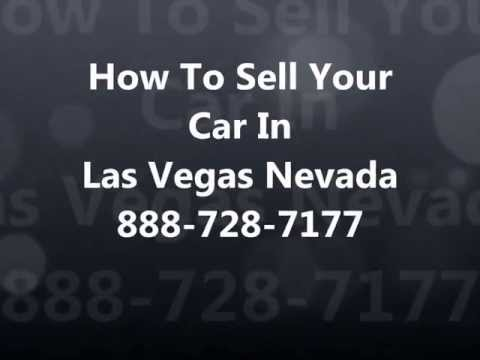 How To Sell My Car In Las Vegas NV 888-728-7177 Cash For Cars Las Vegas &#8211; Sell Junk Car