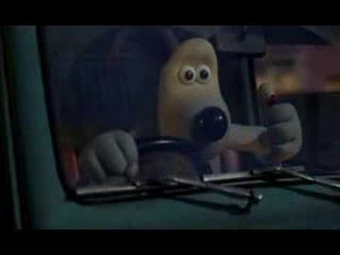 Hocus Pocus Focus - Wallace And Gromit video