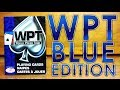 Deck Review World Poker Tour Blue Edtion HD