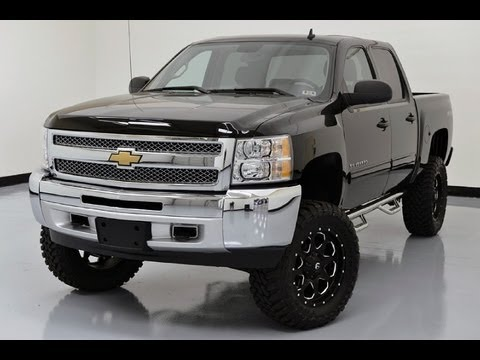 Related Picture With 2012 Chevy Silverado Lt All Star Edition 6 Lift