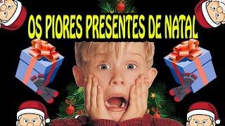 🔴 Top piores presentes de Natal! DESABAFO!