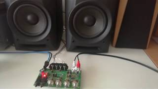 TDA8946 amplifier board - Review & Sound Test