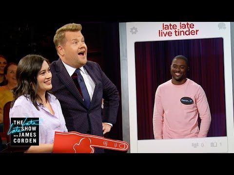 Late Late Live Tinder: Seeking Debt-Free Love